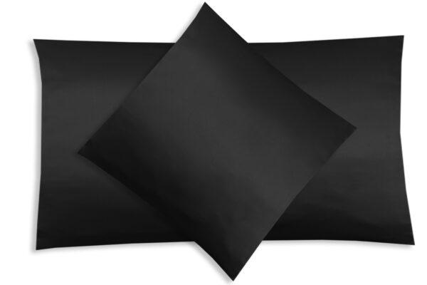 poszewka na poduszkę czerń