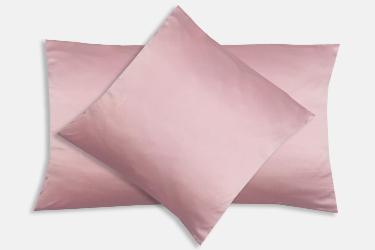 Jedwabne poszewki na poduszki