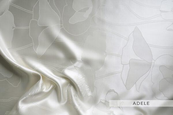 jedwabna pościel żakardowa adele