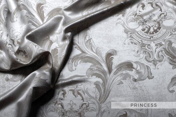 jedwabna pościel żakardowa princess